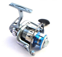 Wholesale AK7000 Saltwater Metel Sea Fishing Reels Spinning Reel Ball Bearing Spinning Reel Fishing Tackle