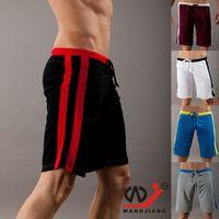Hot Men' s Sports Shorts Half Middle long Household Trun...