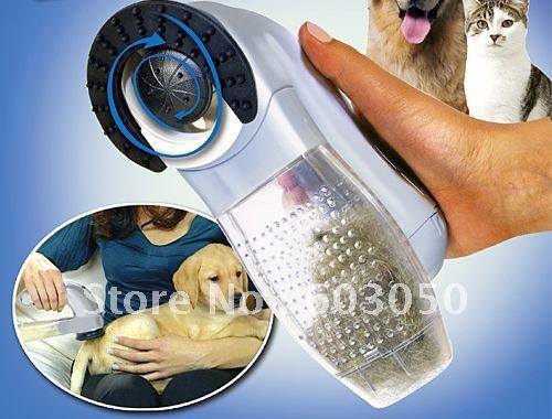 grooming pet vacuum: