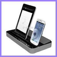 Wholesale Ipega Charger Speaker Stand For Iphone S Ipad Ipad Mini Samsung Galaxy S2 S3 Note Ipod