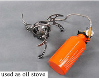 Wholesale Brand New Portable Multi Fuel Picnic Camping Stove Cook Cooking Lightweight Backpacking