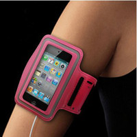 New Armband For Apple iPhone4 4S 5 Sports Armband with Scree...