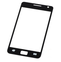 Wholesale Outer Screen Lens Glass for Samsung Galaxy S II S2 i9100 Blaack White