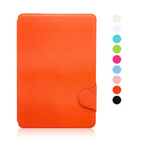 Wholesale Hot Selling Fresh Fingerprint Texture Protective Case with Back Support and Card Holder for iPad Mini