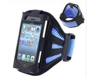 Hot!! Sports Armband Soft Belt Case Cover with Screen Protec...