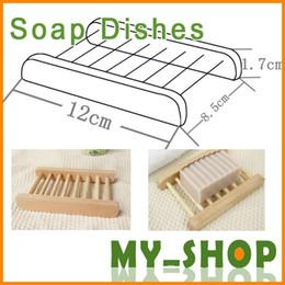 Wholesale Soap Box Designs Natural S Superba cm Handmade Wooden Soap Holder Bath Sets JJ0020