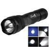 10 Pcs Lot Hot Sales UltraFire WF-502B Cree R5 Single Mode 210-Lumen LED Flashlight by 18650 Battery