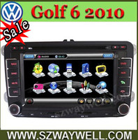Wholesale 3G USB HOST Din inch Car DVD GPS Player for Volkswagen golf