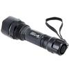 10 Pcs Lot New Ultrafire C2 5 Modes 210LM CREE Q5 LED Flashlight with Black Aluminum Alloy Body Water-Resistant Design