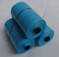 Wholesale PE Garbages for Pet Especially for Dogs And Cats Non Degradalbe amp Degradable Bags Sheets for Each Roll Bulk Packaging Rolls a