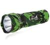 5 Pcs Lot New Ultrafire WF-501B 5 Modes 1300LM CREE SST-50 LED Flashlight With Green Camouflage Aluminum Alloy Body