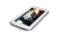 Wholesale 2013 HOT KNC MD709 Dual Core inch Capacitive Android Dual Camera HDMI G GPS TV Bluetooth Phone Tablet PC