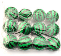Wholesale Watermelon Bouncy Balls Pu Bouncing Ball Small Toys Children s Gifts