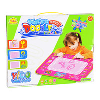 Wholesale Aqua Doodle Drawing toy Magic Doodle Mat Sketchpad Drawing Board Kids Learning Educational Supplies