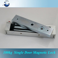 Wholesale Single Door Electric magnetic lockuse for Wood Door Metal Door Fireproof Door and Glass Door Holding Force kg lbs