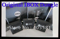 Wholesale Free DHL shipping iBOX Satellite Smart Dongle RS232 DVB S Sharing ibox dongle original dongle