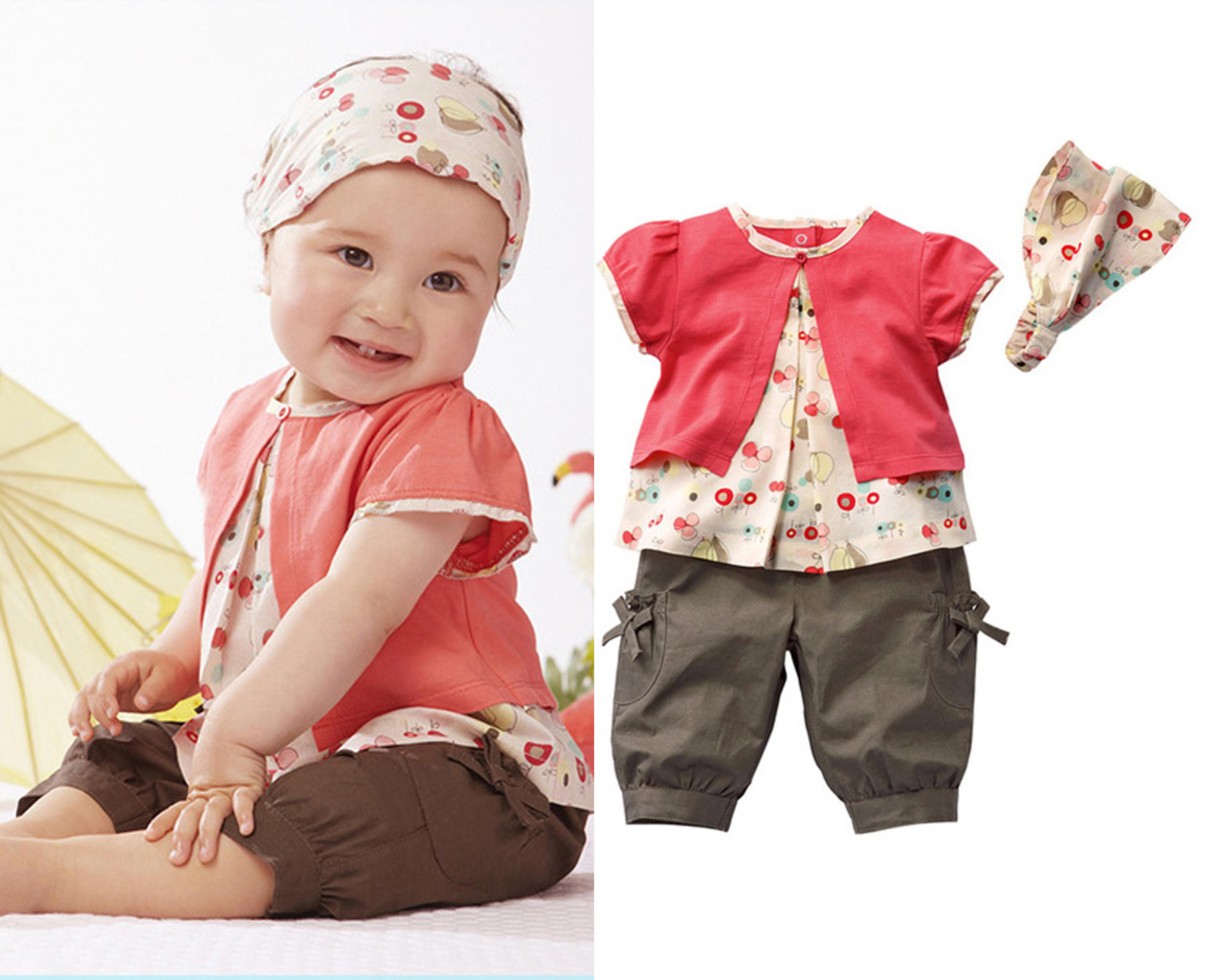Cute Clothes For Baby Pictures