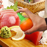 Wholesale 10Sets NEW ITEM Fruit Sprayer Fruits Juicer Lemon Juice Machine Orange Nebulizer Atomizer Vaporizer