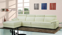 Wholesale Modern Leather Sofa Chesterfield Sofa T315