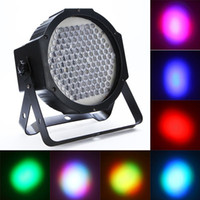 Wholesale Professional AC V RGB LED Effect Light DMX512 Channel Par Lights DMX Stage Lighting
