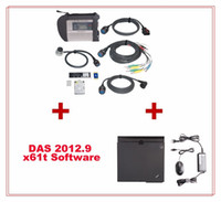 Wholesale MB Star Diagnosis SD Connect with IBM X61T Touch Screen Laptop Full Set Ready To Use
