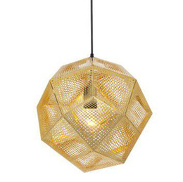 Hot sale Etch Shade Pendant Lamp Modern Brass Pendant Lights Design By Tom Dixon PL187