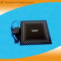 Wholesale Free DHL shipping EAS deactivator suitalble with all eas soft label mhz decoding speed m