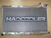 Wholesale Subau Forester Aluminum Radiator Performance Modified Car Thickness MM Racing Parts