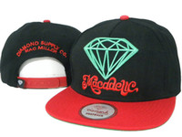 Wholesale Diamond Mac Miller Snapback Hats adult s baseball adjustable caps New arrival hot selling freeship