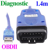 Wholesale VAG K CAN OBD II OBD USB Diagnostic tool Commander Car usb scanner auto diagnostic scanner o