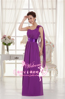 Wholesale 2013 long design evening dress one shoulder slim evening dress Pregnant women evening dress