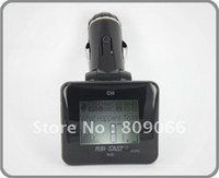 Wholesale inch T85A Car MP3 Player Foldable FM Transmitter support SD card usb driver