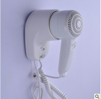 Wholesale Wall mounted hair dryer wall hair dryer wall hair dryer hotel bathroom hair dryer