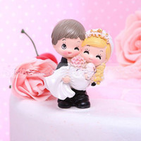 Wholesale quot Sweet Moment quot Wedding Cake Topper for Wedding Decoration Party Ceremony Supplies New Arrival
