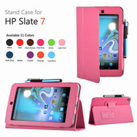 Wholesale For HP Slate case cover for HP Slate pouch free DHL shipping