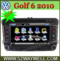 Wholesale 3G USB HOST Car DVD gps For Volkswagen golf newest CAN BUS