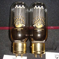 Wholesale 2x Matched PSVANE A T Vacuum Tubes New
