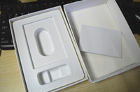 ipad accessories - Empty Retail Boxes only Boxes for ipad Mini Wi fi GB GB GB Black White without Accessories