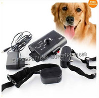 Wholesale in ground DOG PET SHOCK COLLAR UNDERGROUND ELECTRIC pet fencing System