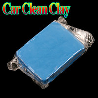 Synthetic rubber Sponges, Cloths & Brushes Connecting Rod Magic Car Clean Clay Bar Auto Detailing Cleaner free shipping drop shipping Wholesale