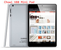 Wholesale 7 Inch CHUWI V88 Mini Pad RK3188 Quad Core Tablet PC IPS Screen Android Dual Camera Tablet PC GB GB