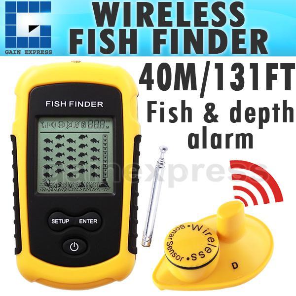 wireless fish finder инструкция