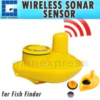 Wholesale SNS S Optional Extra Wireless Sonar Sensor for Fish Finder Items