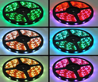 Wholesale 200M led strip light RGB SMD led no waterproof white warm red yellow blue greeen led strips quality