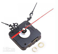 Wholesale Free sgipping Quartz Clock Movement Repair Kit DIY Tool Hand Work Spindle Mechanism