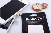 ORIGINAL R- SIM7+ Unlock Card for iphone 4S iphone 5 Supports...