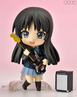 New Year mio - K ON Mio Akiyama Nendoroid PVC ActionFigure Model Toy Collection