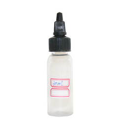 Wholesale Empty Bottle for Tattoo Ink Pigment ml Oz Hot