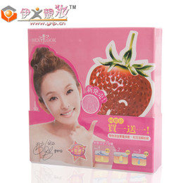 Wholesale Sexylook strawberry carbuncled look sexy mask acne remove black set
