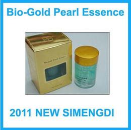 Wholesale Girl Lady s Simengdi bio gold Pearl Essence Eye Cream amp anti eye wrinkles with Chines